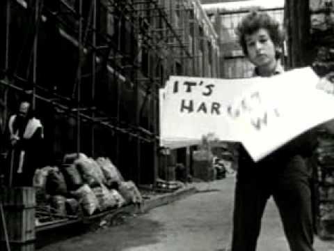 Bob Dylan Don't Look Back Trailer