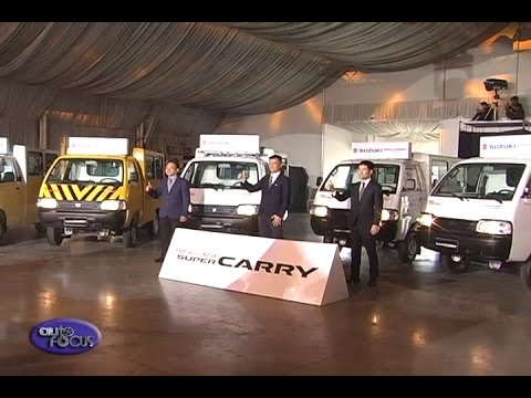 Suzuki Super Carry Launch 2016 - Car Launches