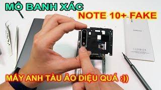 [Tặng] MỔ BỤNG Samsung Note 10 Plus FAKE Đài Loan giá 2tr8 trên LAZADA, SHOPEE. Thật bất ngờ!