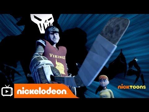 Teenage Mutant Ninja Turtles | Casey Spotlight | Nickelodeon UK