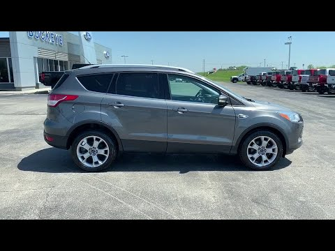 2014 Ford Escape London, Springfield, Columbus, Dayton, Hilliard, OH P10998A