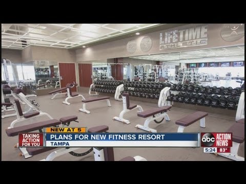 New fitness resort to open at International Plaza
