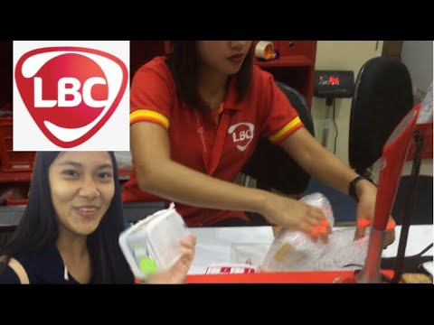 PAANO MAGPADALA SA LBC? |Philippines |Shyla Impreso