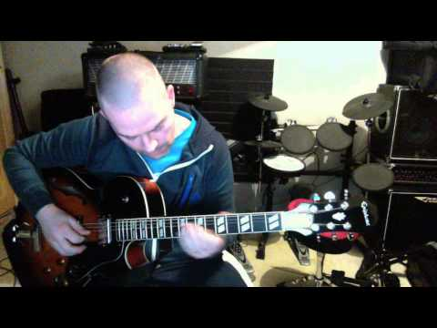Kenny Burrell / Kenny's Sound Guitar Solo Cover / Transcription