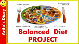 A balanced diet is that gives your body all the nutrients required by it in order to function correctly. #balancedietchart #foodpyramid #nutritiontabl...