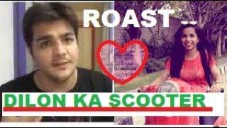 ashish chanchlani roast dhinchak pooja dilon ka...