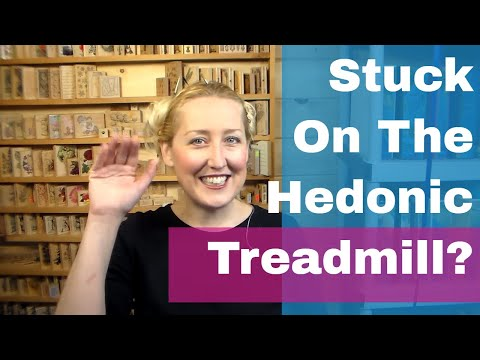 The Hedonic Treadmill // Konmari Craft Room Series