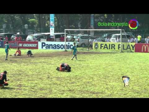 Highlight Liga KG U-14 Panasonic 2015/2016 Pekan ke-28 Bagian ke-2