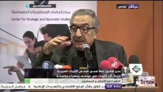 بالفيديو.. شفيق: الجيش حسم ثورتي مصر وتونس