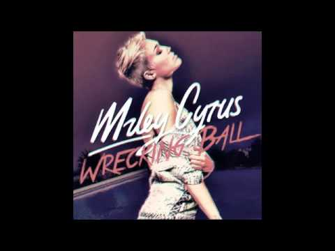 Miley Cyrus - Wrecking Ball PIANO VERSION