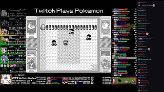 Twitch Plays Pokémon Anniversary Burning Red - Hour 115 to 116