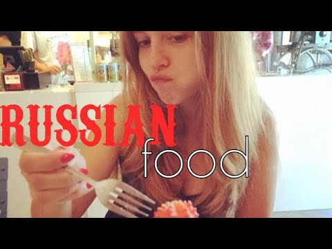 RUSSIAN FOOD | WHERE TO EAT IN MOSCOW?