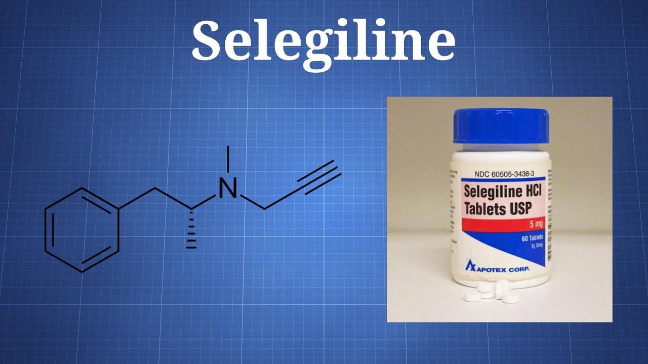 Selegiline - The Drug Classroom