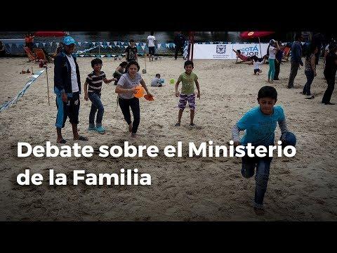Debate sobre el Ministerio de la Familia | RCN Radio