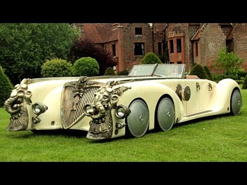 7 Autos Antiguos Que Son Únicos En El Mundo