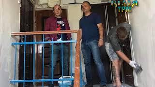 В Килии приступили к ремонту подъездов многоквартирных домов(05.06.19)