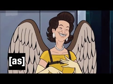 Revenge Society Auditions | The Venture Bros. | Adult Swim