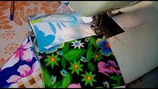 Мастер-класс по пошиву летнего одеяла.