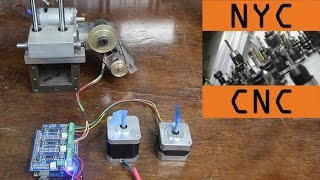 vuclip DIY Arduino CNC Machine with GRBL Shield - Setup Tutorial!