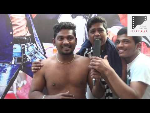 Meet the Craziest Fan Of Vijay - Bairavaa...