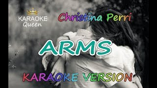 ARMS - Christina Perri - KARAOKE VERSION HQ