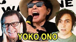LO NUEVO DE YOKO ONO ft ALVINSCH ¿MÚSICA O HAMPARTE?