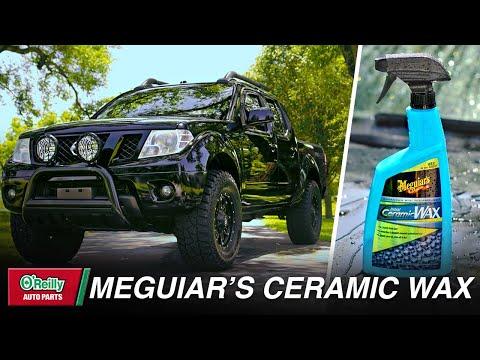 How To: Properly Apply a Ceramic Wax (Meguiar's Hybrid)