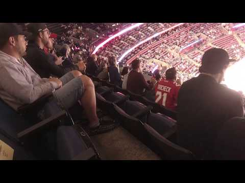 Inside BB&T Center home of the Florida Panthers NHL Team