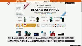Tienda Mia: más de mil millones de productos