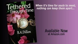 Tethered Through Time Book Trailer