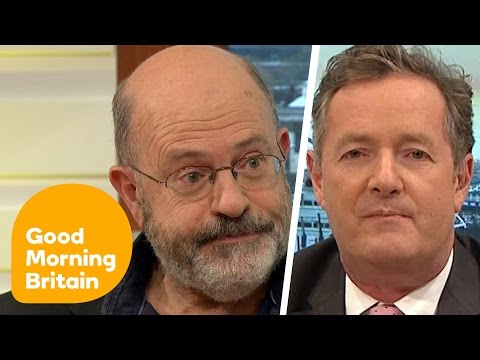 Piers Morgan Calls Scientologists 'Gutless Cowards' In John Sweeney Interview | Good Morning Britain