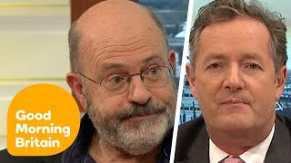 Piers Morgan Calls Scientologists 'Gutless Cowards' In John Sweeney Interview | Good Morning Britain