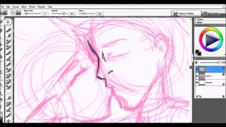 How I Draw ... -Kissing-  :OLD: