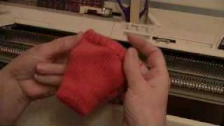 Single Bed Sew-as-you-go Sock.flv