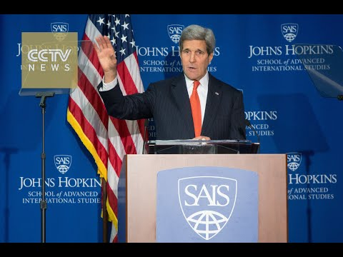 Kerry says US, China cooperation is essential