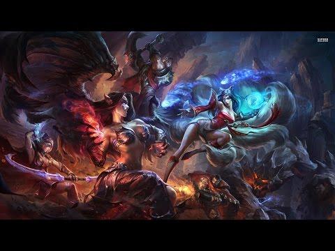 League of Legends | Hát Mi Mással Zárhatnám A Napot? :D