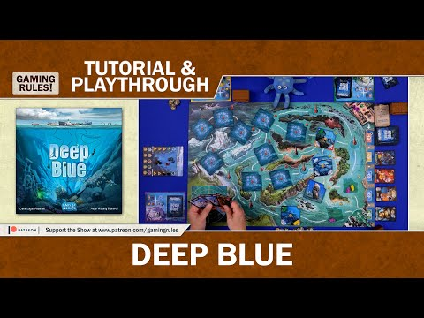 Deep Blue - Live tutorial and playthrough thumbnail