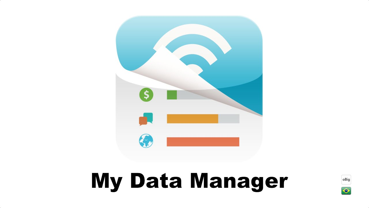 My Data Manager • oBig.com.br - YouTube