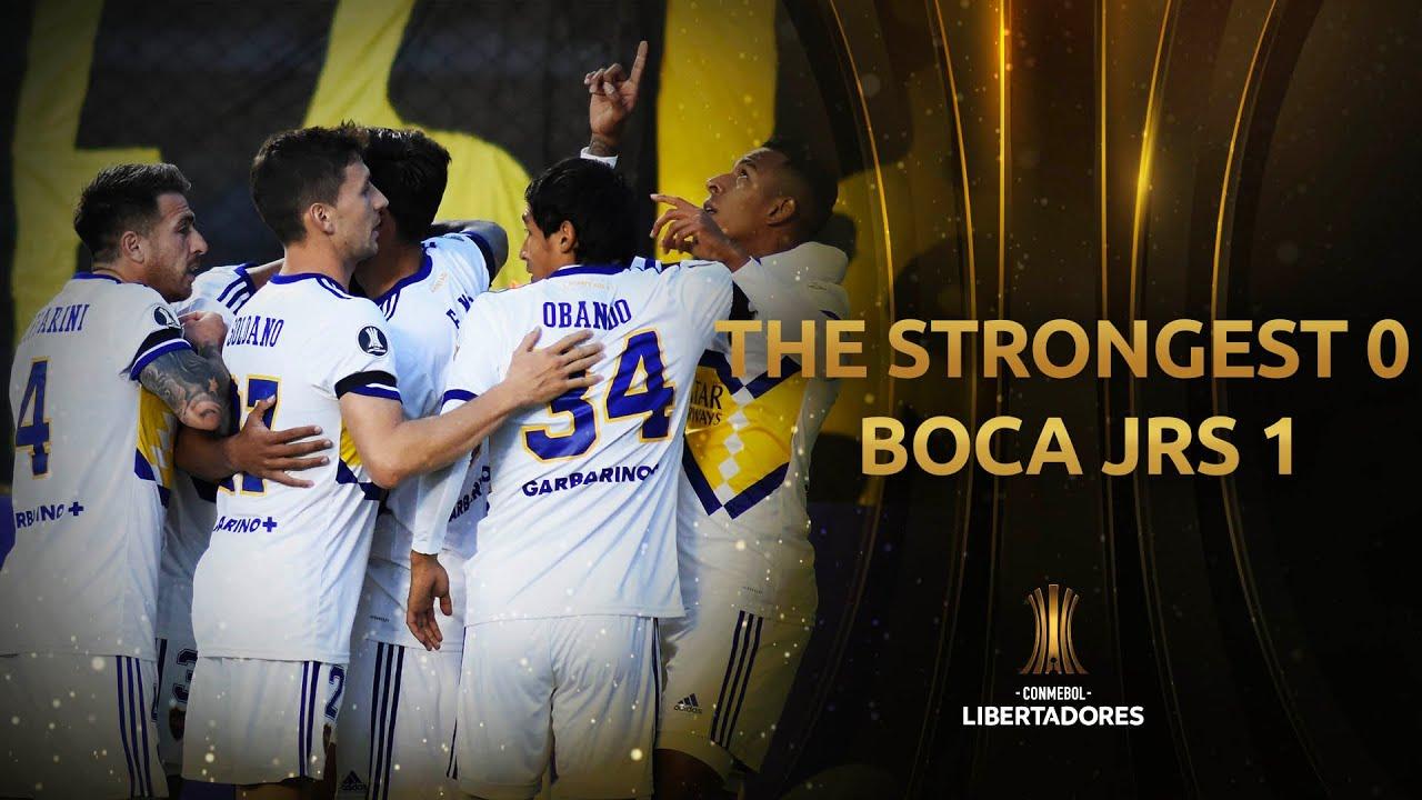 The Strongest vs. Boca [0-1] | RESUMEN | Fecha 1 - Fase de Grupos | CONMEBOL Libertadores 2021