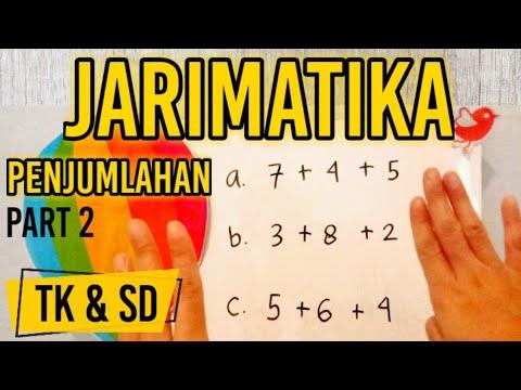 Jarimatika Menghitung Penjumlahan Berhitung Matematika Mudah Hanya Dengan Jari Youtube
