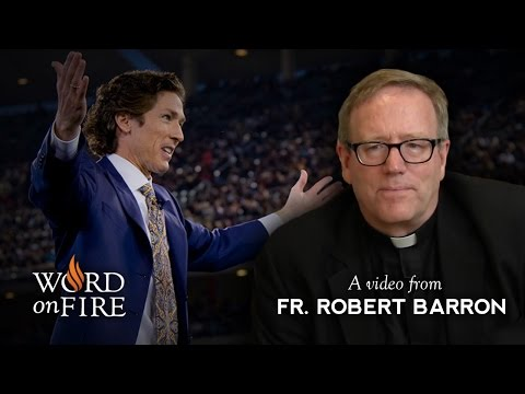 Bishop Barron on The Prosperity Gospel