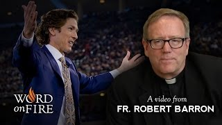 Fr. Robert Barron on The Prosperity Gospel