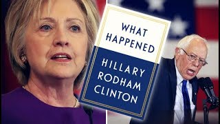 Bernie Dismisses Hillary Clinton's Nonsensical Attacks in 'What Happened' Book