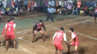Kabaadi match in vikhroli