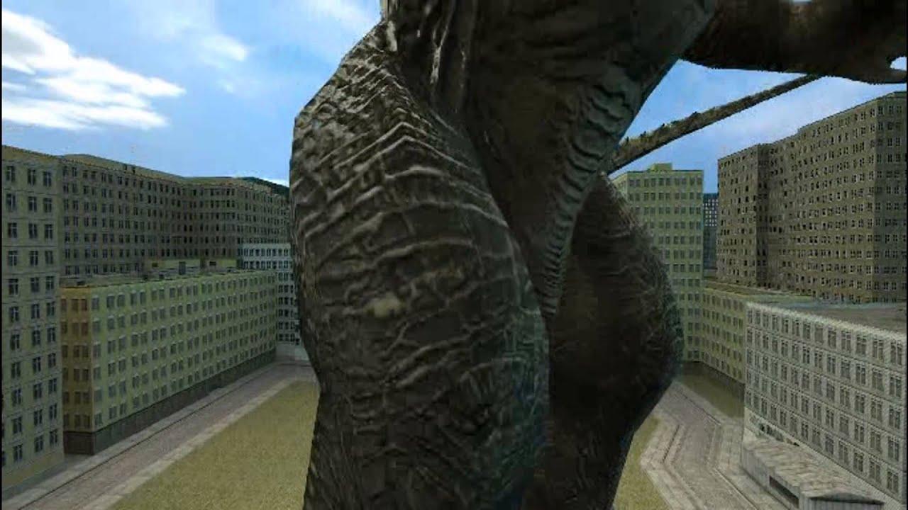 Gmod Godzilla Playermodel - Desain Terbaru Rumah Modern Minimalis