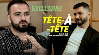 Tete A Tete 30 Արկադի Դումիկյանը` դժվար մանկության, ռեկորդային դիտումների ու սկզբունքների մասին