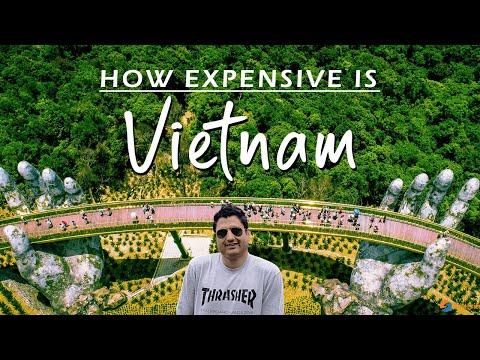 Hanoi Vietnam: Hotel Room, SIM Card, Food | Total Cost