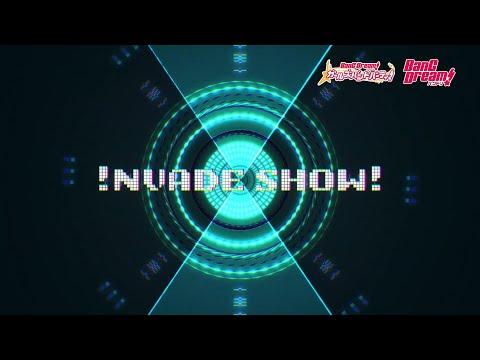 RAISE A SUILEN「!NVADE SHOW!」MV