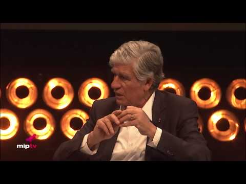 Keynote: Maurice Levy, Publicis Groupe - MIPTV 2014