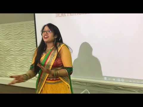 Ayi Shubh Ghadi dance by disha lad